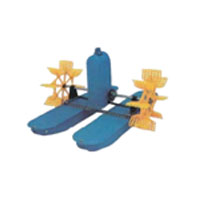 Aerator paddle wheel 2 impeller - Alat Perikanan